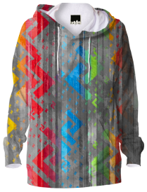 Jera Bright and Grime Hoodie